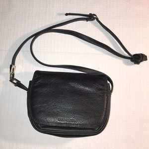 Handbags - Black Sereta Crossbody Purse